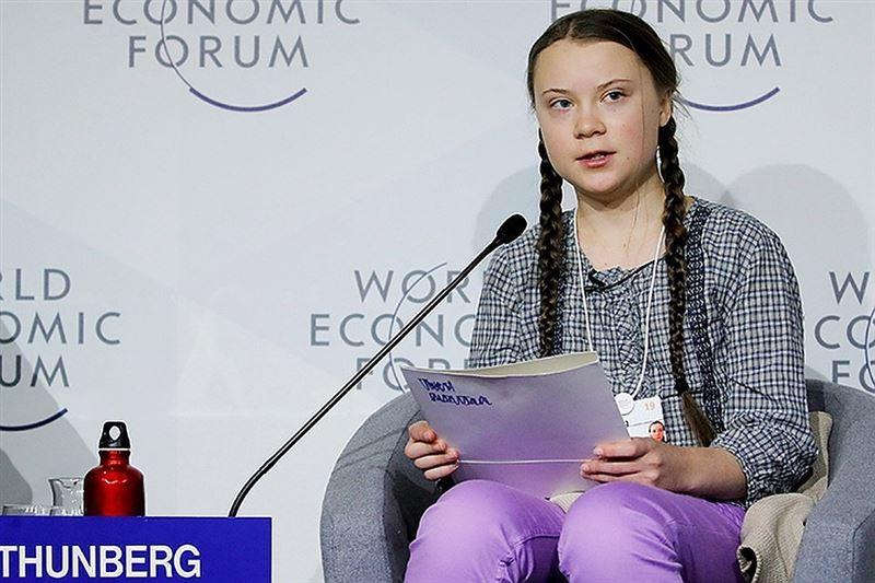 16-летнюю девочку из Швеции выдвинули на Нобелевскую премию мира