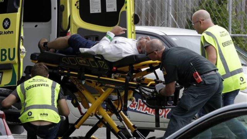 СМИ: 9 человек погибли при стрельбе в мечети в Новой Зеландии