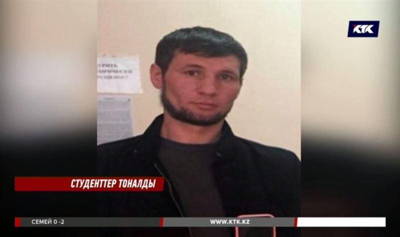 Алматылық студенттерді тонаған 3 ұры қолға түсті