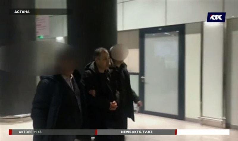 Банкира Ертаева «переселили» из Москвы в СИЗО Астаны