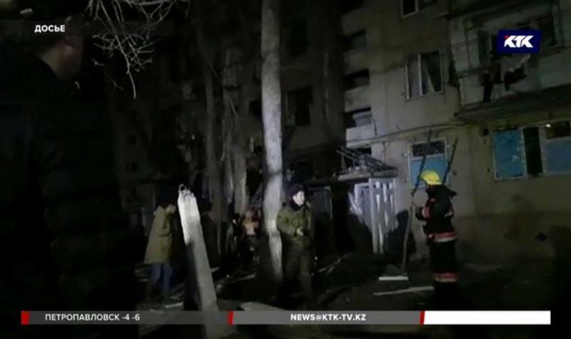 Еще одна жертва взрыва в таразской многоэтажке скончалась в больнице