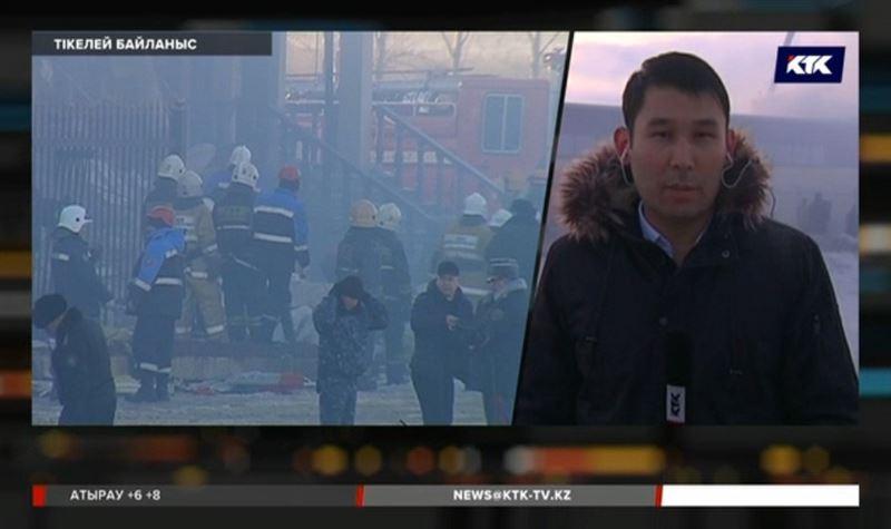 Астанада газ баллоны жарылып 3 адам зардап шекті. Тағы бірі үйінді астында қалуы мүмкін