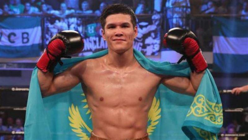 Данияр Елеусинов одержал победу в шестом профи-ринге