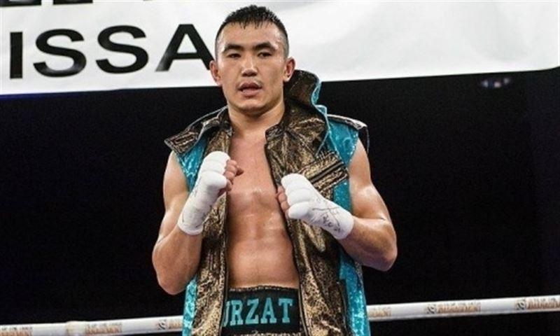 Непобежденный казахстанец оформил восьмой нокаут в поединке с нокдауном