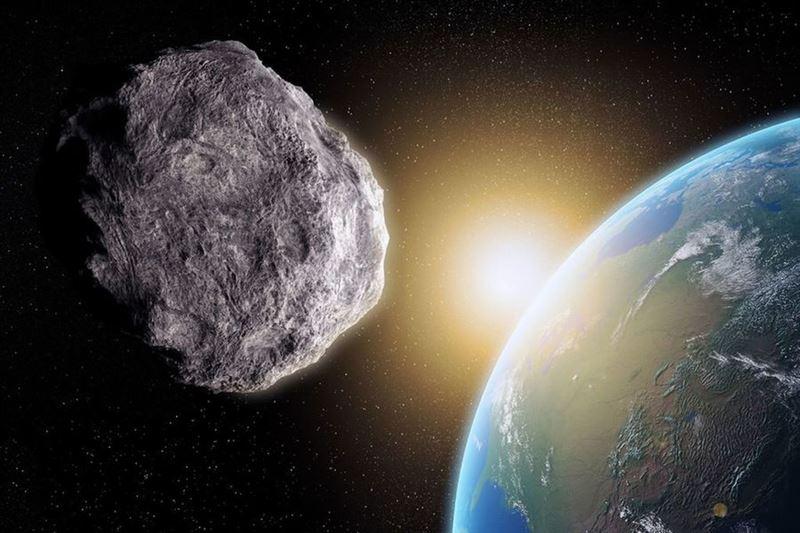 NASA: к Земле несется крупный астероид