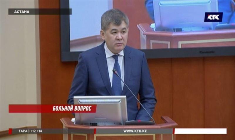Глава Минздрава рассказал, какими видами рака чаще всего болеют казахстанцы