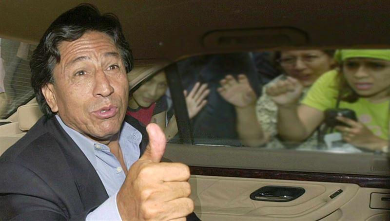 В США в ресторане за пьянство задержали бывшего президента Перу