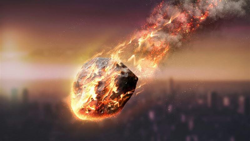 Хиросима бомбасынан 10 есе жойқын метеорит жарылды
