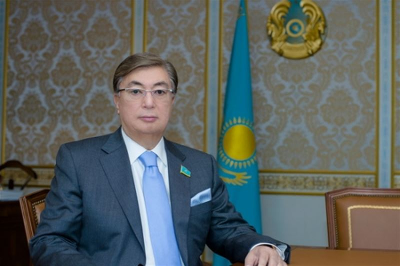 Қасым-Жомарт Тоқаев мемлекет басшысы қызметін атқарады