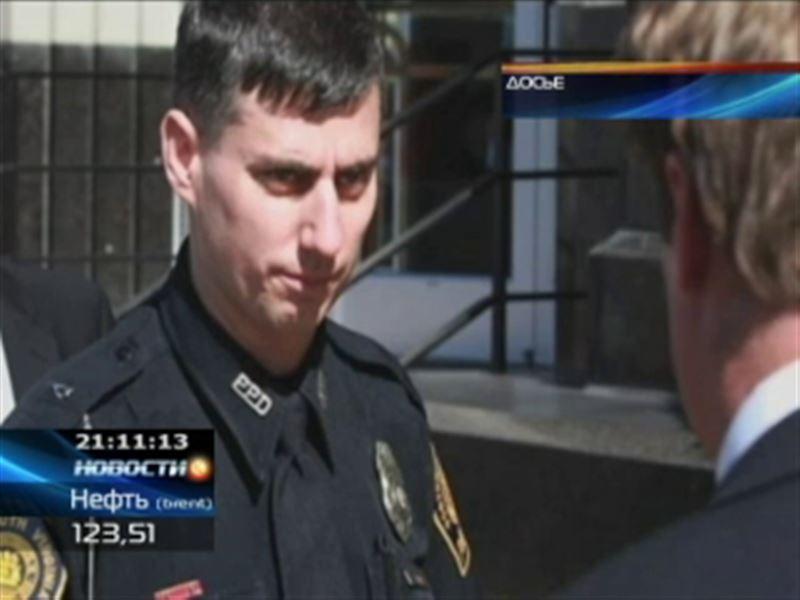 Американский полицейский, расстрелявший Кирилла Денякина, снова предстал перед судом