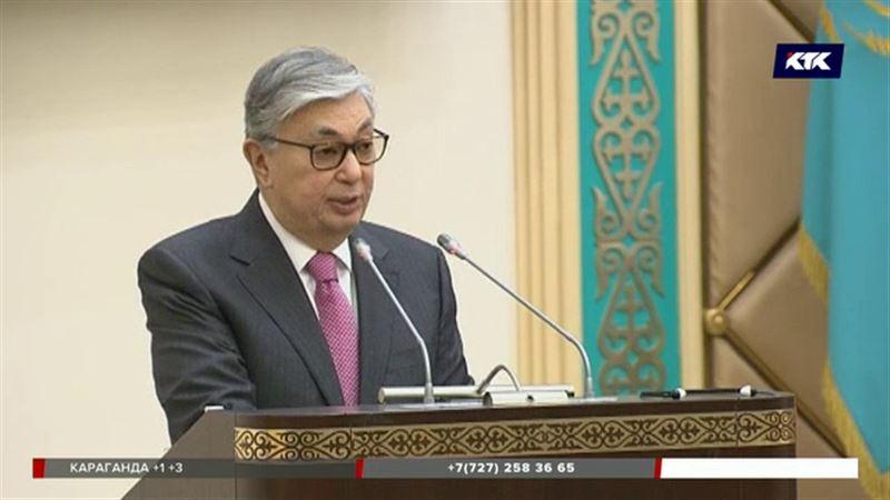 До новых выборов Казахстаном будет руководить Касым-Жомарт Токаев