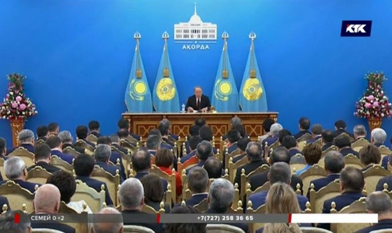 Благодаря Назарбаеву Казахстан стал авторитетным мировым игроком