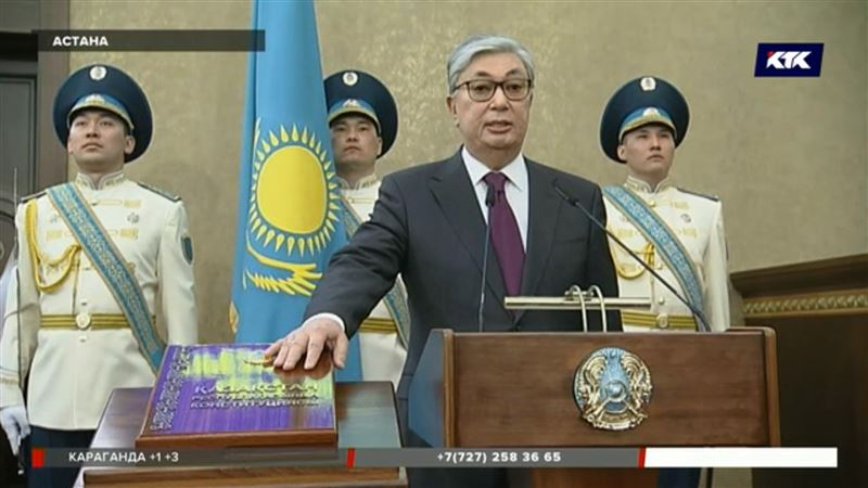 Опубликован полный текст выступления президента Казахстана Касым-Жомарта Токаева