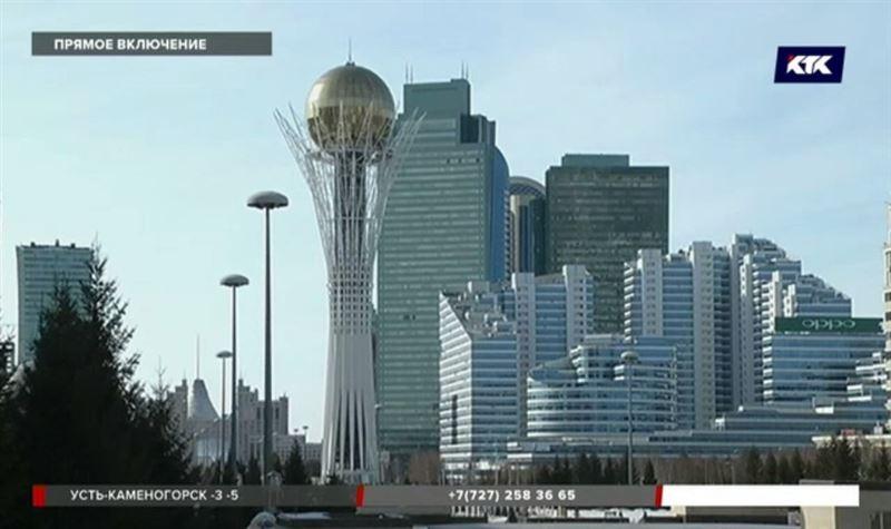 Все «за» - депутаты проголосовали за переименование столицы в Нурсултан