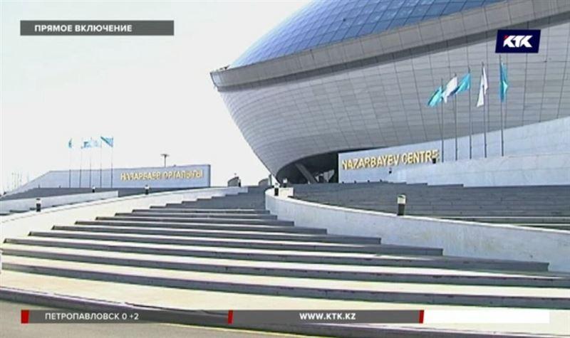 Вместо Акорды: прямое включение с нового рабочего места Нурсултана Назарбаева