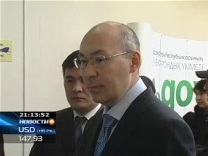 Вице-премьеру Кайрату Келимбетову пришлось краснеть за коллег
