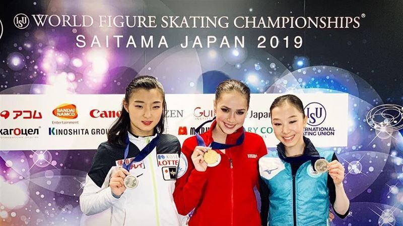 Элизабет Тұрсынбаева әлем чемпионатының  кіші қола медалін жеңіп алды