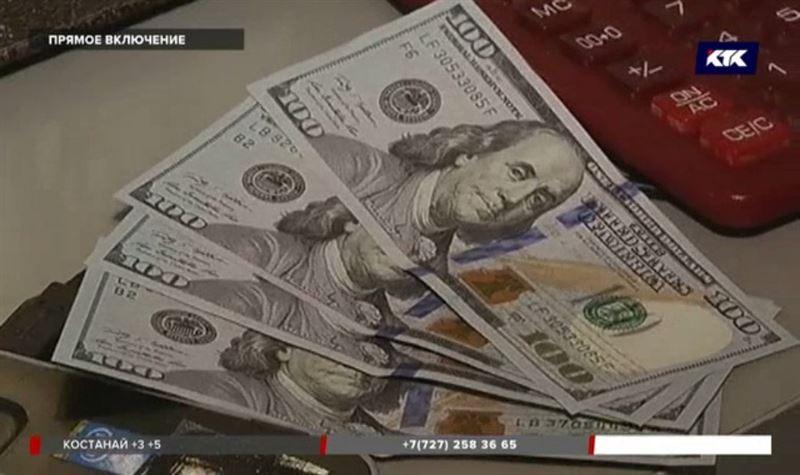 Доллар за 385 – проделки спекулянтов, заявили эксперты