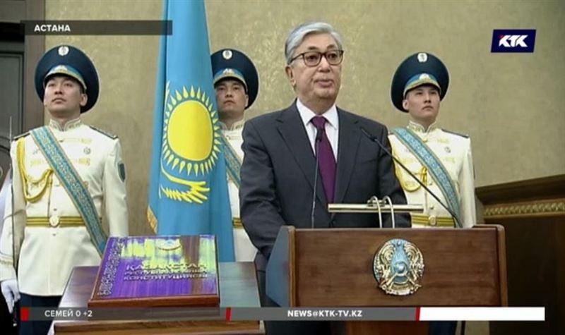Долгие аплодисменты, красная дорожка, торжественная клятва: Касым-Жомарт Токаев вступил в должность