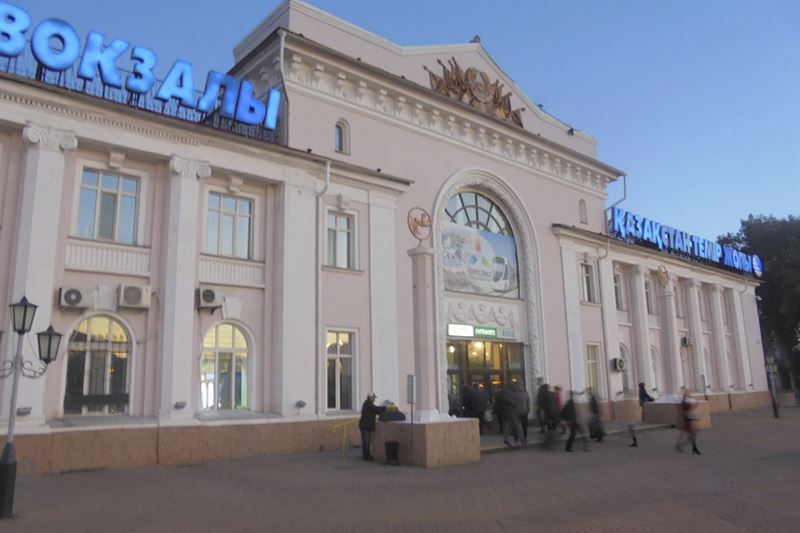 Қарағанды темір жол вокзалы жабылады