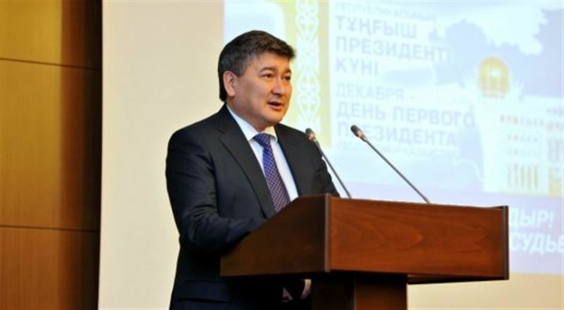 Ерлан Баттаков назначен Управляющим делами президента
