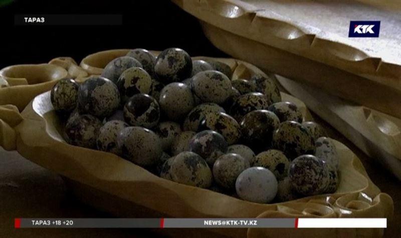 Жамбылские тюрьмы теперь производят перепелиные яйца