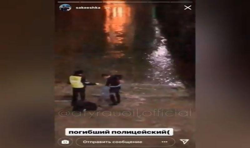 Атырауда суға батқан қызды құтқармақ болған полицей мерт болды
