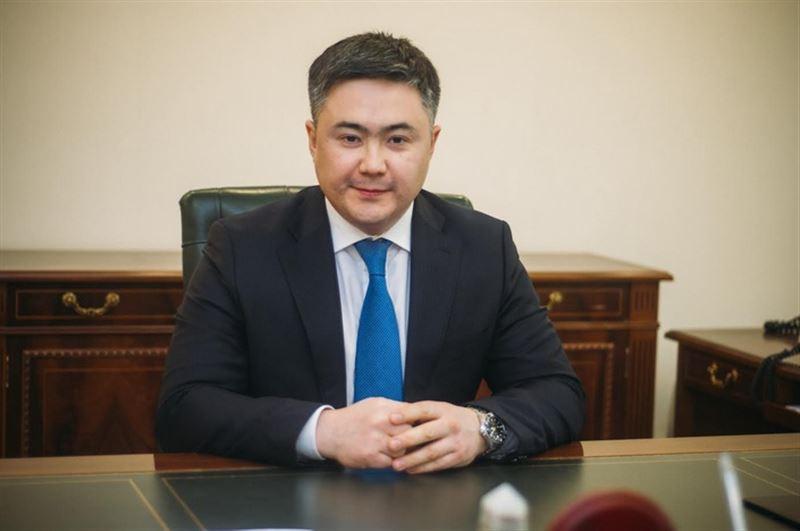 Тимур Сүлейменов президент көмекшісі болып тағайындалды