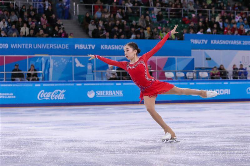 Элизабет Тұрсынбаева әлем чемпионатында күміс алды