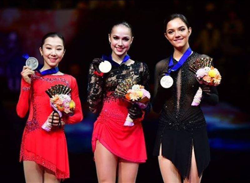Казахстанка Элизабет Турсынбаева взяла «серебро» на чемпионате мира