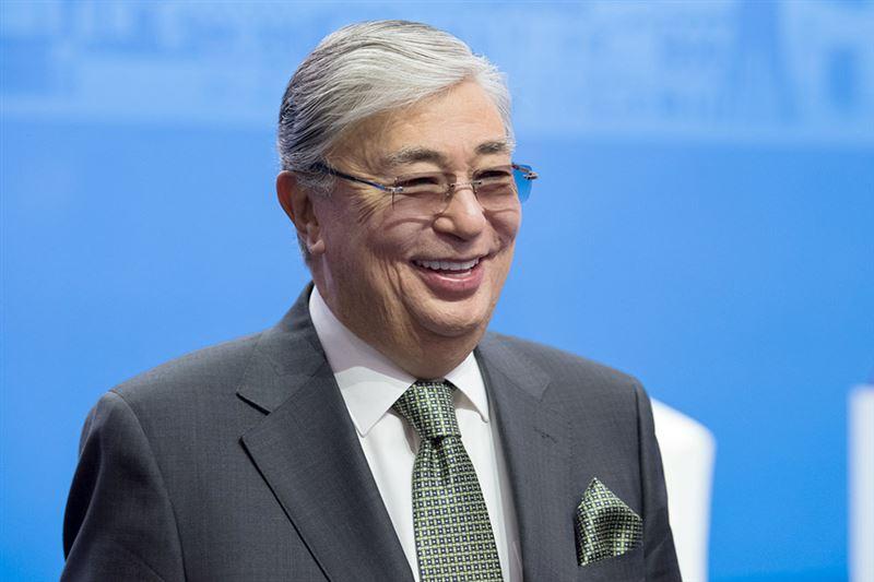 Президент Касым-Жомарт Токаев поздравил фигуристку Турсынбаеву