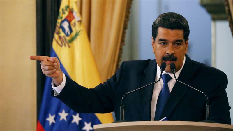 Мадуро обвинил Гуаидо в подготовке плана его убийства