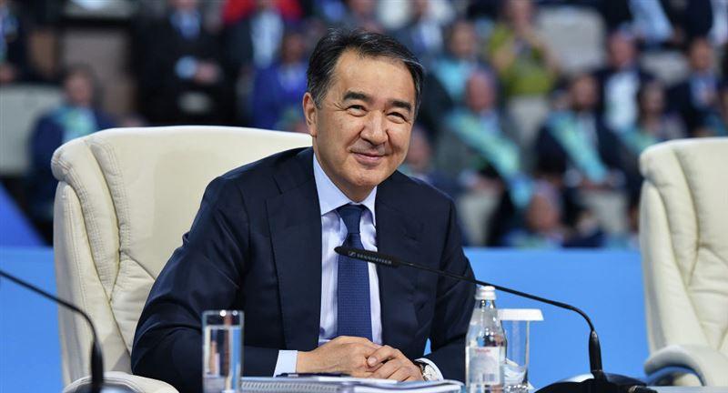 Бақытжан Сағынтаев Президент Әкімшілігінің басшысы болып тағайындалды
