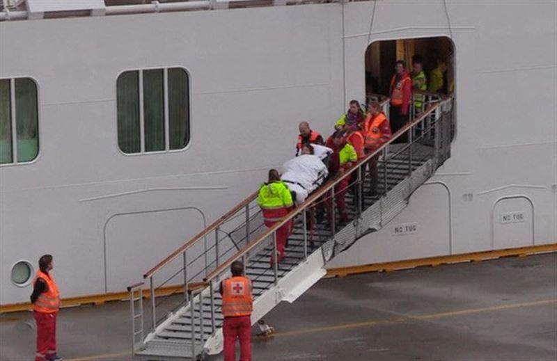 На борту терпящего бедствие круизного лайнера Viking Sky были две казахстанки