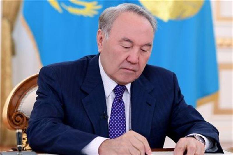 Назарбаев назначил руководителей структурных подразделений Канцелярии Первого Президента