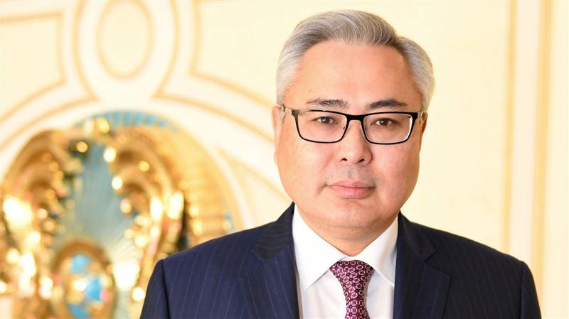 Галымжан Койшыбаев освобожден от должности замминистра иностранных дел