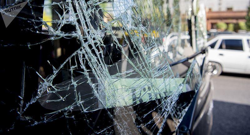 Елордада автобустар соқтығысты: қаза болғандар бар