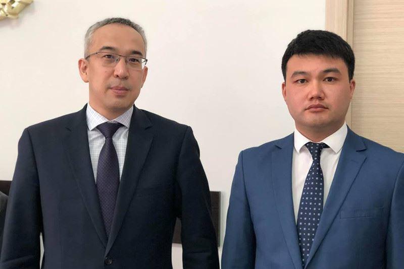 Руководителем управления туризма Акмолинской области назначен Ерлан Муратов