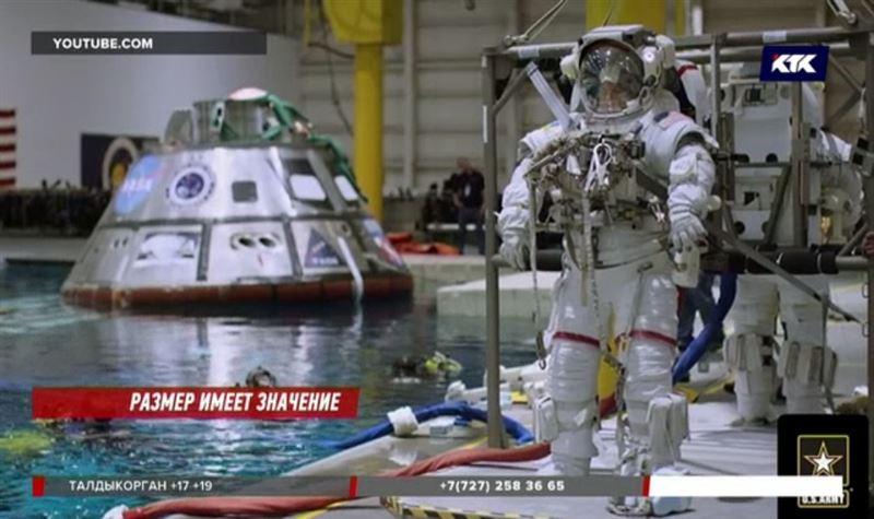 «Скафандр не подошёл»: женщины не выйдут в открытый космос