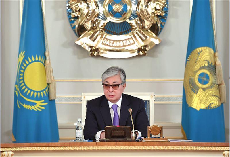 О чем говорил президент Казахстана на совещании с участием акимов городов и областей