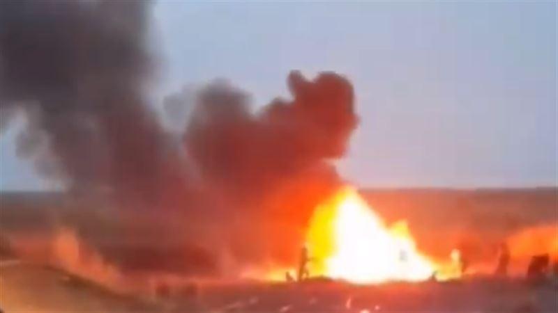По факту крушения Ми-8 в Казахстане возбуждено уголовное дело