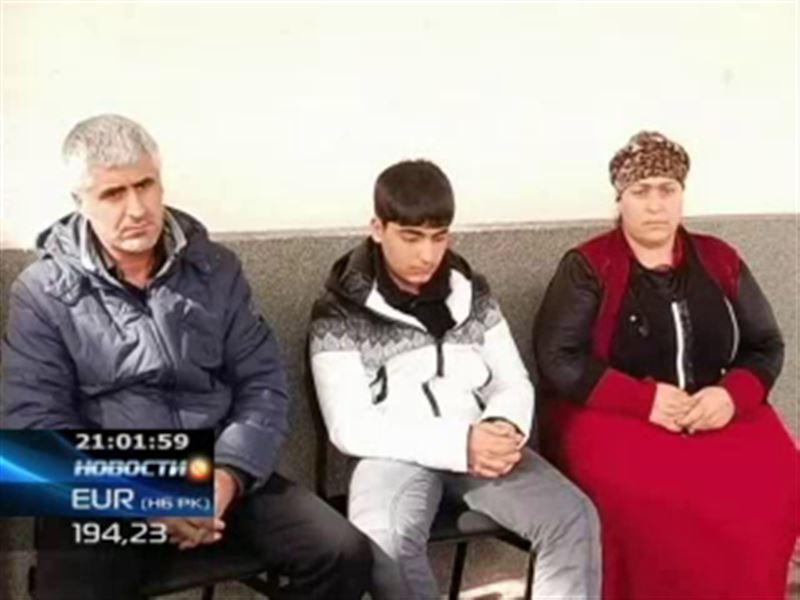 У известного таразского бизнесмена выкрали сына