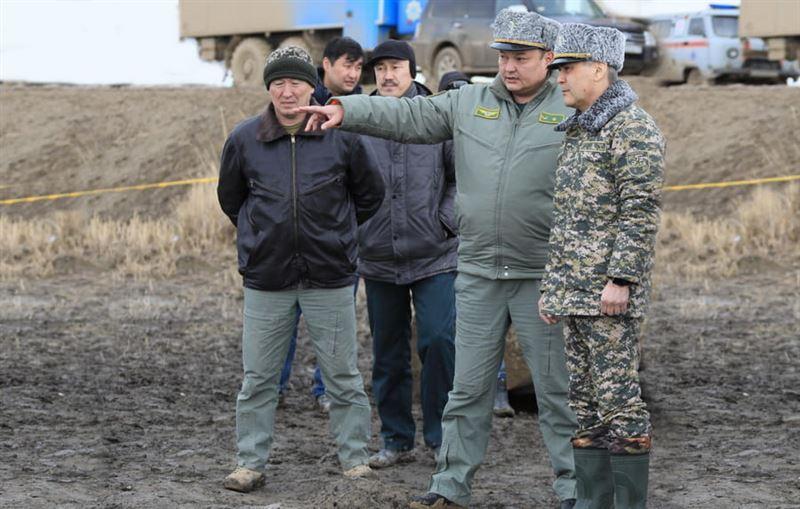 Министр обороны прокомментировал крушение боевого вертолета Ми-8