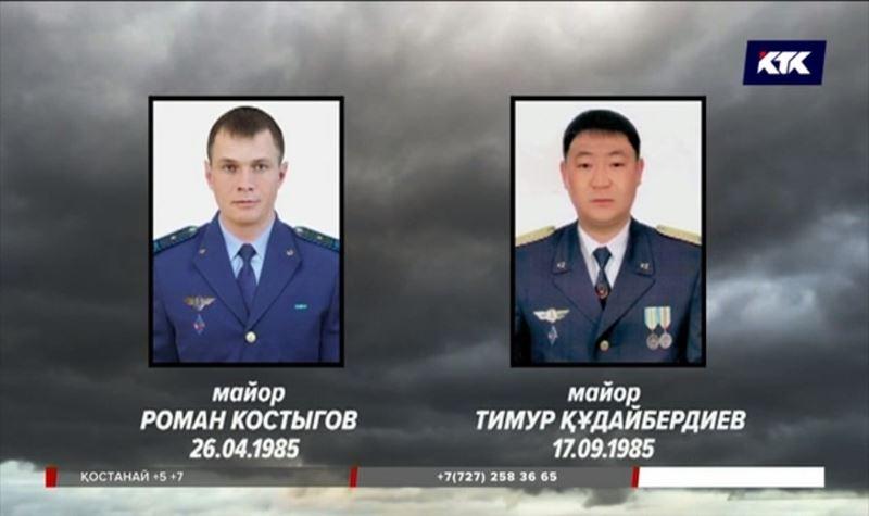 Қаза тапқан әскерилердің тізімі жарияланды