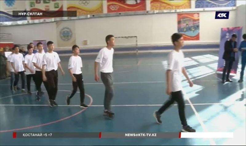 «SportFEST Kazakhstan» спартакиадасы басталғалы жатыр
