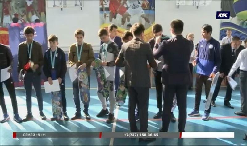 Юных чемпионов узнают в лицо на «SportFEST Kazakhstan»
