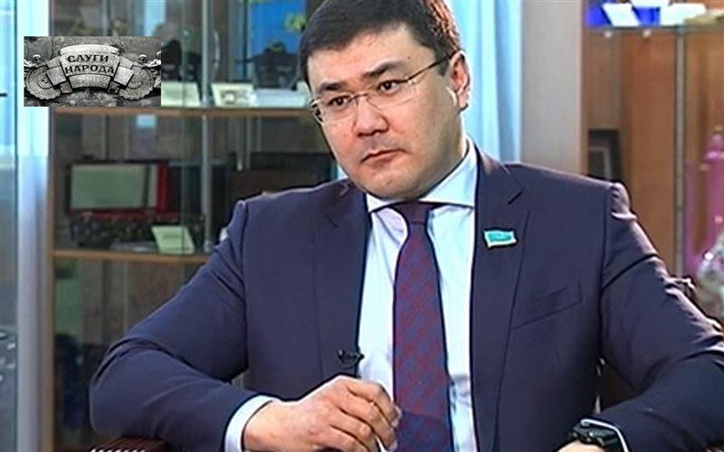 Бахтияр Макен, депутат Мажилиса, председатель Совета по поддержке молодежи при партии «Нур Отан»