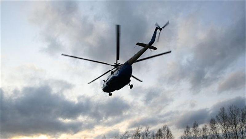 Обнаружен «черный ящик» потерпевшего крушение вертолета Ми-8