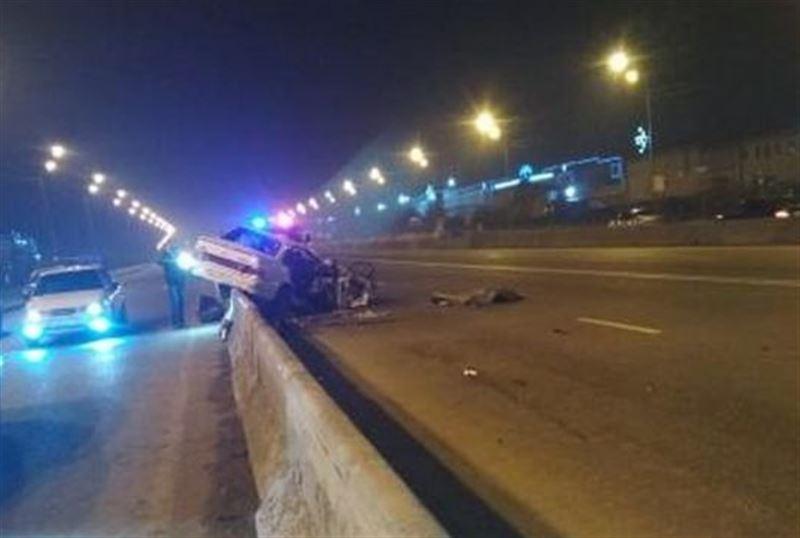 В Алматы за сутки произошли две аварии