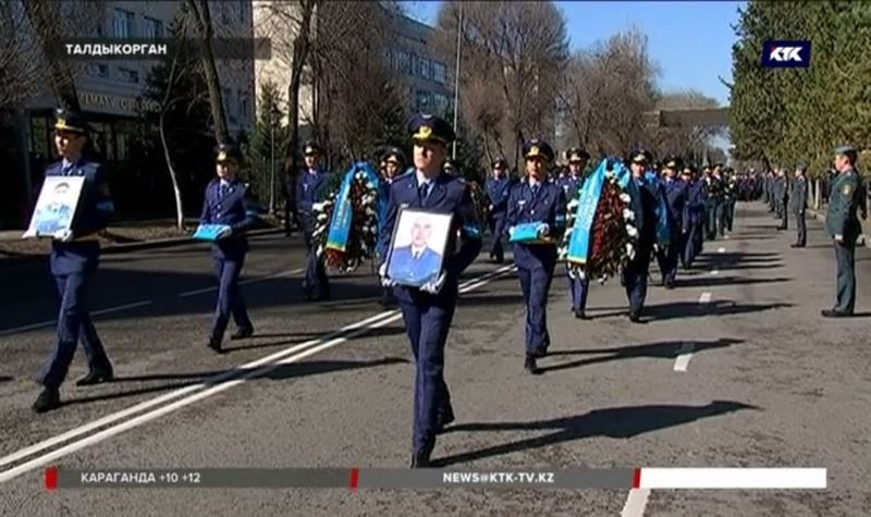 Мемориал в память о жертвах крушения Ми-8 может появиться в Казахстане